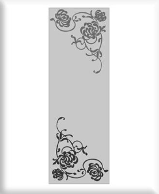 Рисунки для дверей купе с 29 по 56